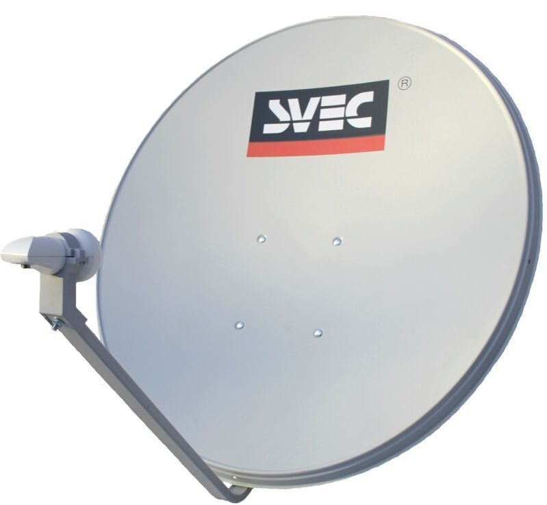 Установка спутниковой тарелки svec