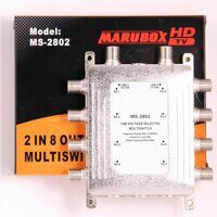 Мультисвитч Marubox MS-2802