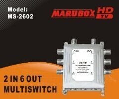 МультисвитчMarubox MS-2602
